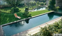 Piscine naturelle: une piscine écolo zéro entretien