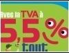 Les logements concernés par la TVA à 5,5%