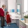 Une salle de bains accessible à tous âges