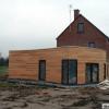 Plan de maison : en baie de Somme, une maison neuve en bois se joue des contrastes