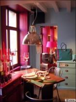 L'art des couleurs dans la maison