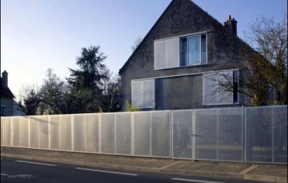 Maison icône à Fleury-les-Aubrais (45), de Remi Pascal et Pierre Bouillon