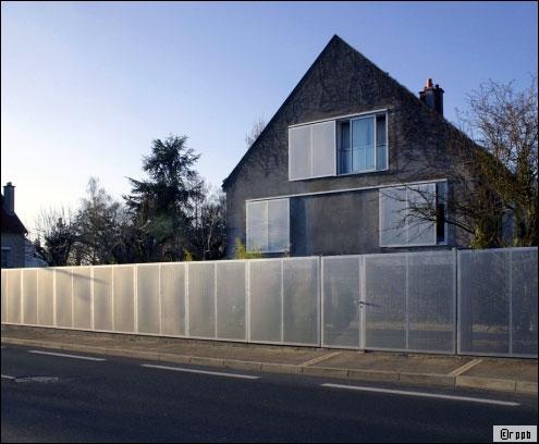 Maison icône à Fleury-les-Aubrais (45), de Remi Pascal et Pierre Bouillon - Travaux.com
