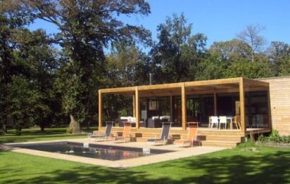 'Grands espaces' : 'Maison Foucher'
