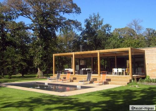 9 me 39 palmar s salon maison bois 2008 39 angers 49. Black Bedroom Furniture Sets. Home Design Ideas
