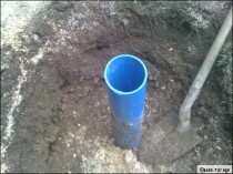 Puits et forage: de l'eau à disposition dans son jardin