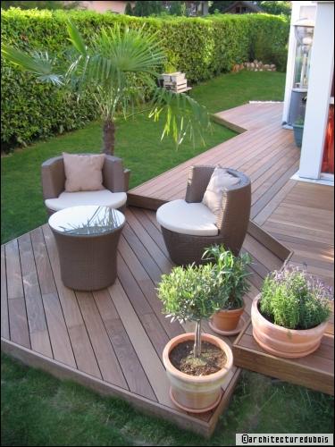 Terrasse En Bois Astuces Et Conseils D Entretien Travaux Com