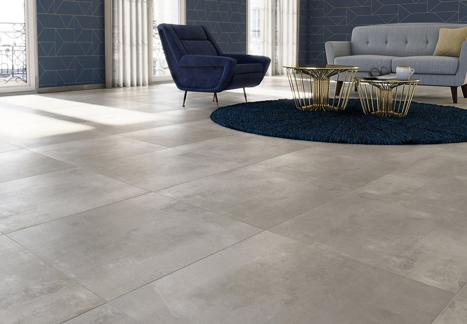 Carrelage Grand Format La Grande Tendance Travauxcom