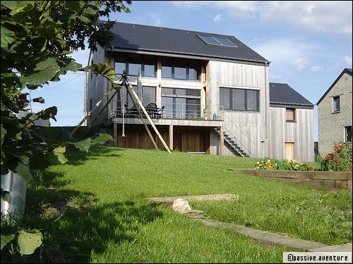 La maison passive: exemple modèle de construction écologique - Travaux.com