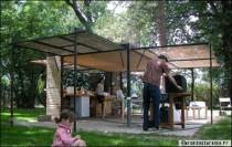 Aménager une cuisine d'été: conseils et idées