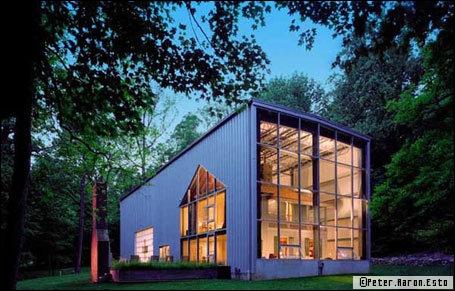 Zoom sur la Maison-Loft - Travaux.com