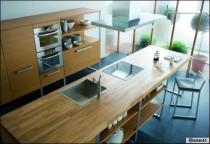 Plan de travail de la cuisine: quel matériau choisir?
