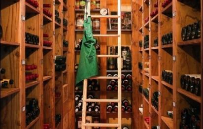 Aménager une cave à vin chez soi