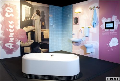 Rénovation de salle de bains: jouez avec les contraintes! - Travaux.com