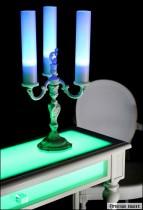 Les meubles lumineux de Phillipe Boulet