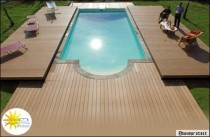 La terrasse amovible Pool Deck de Swim Protect