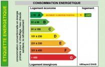 Etiquette énergetique MCF