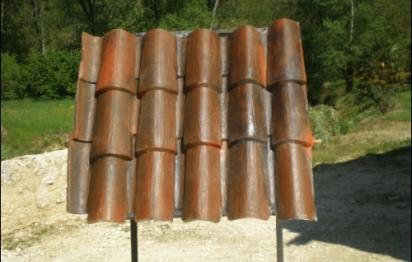 Saint-Clar : il invente les tuiles solaires
