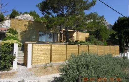 Une maison en bois à Marseille: Pourquoi pas?