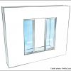 fenêtre ouverture oscillo-battant Profils systèmes