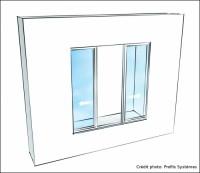 fenêtre coulissante Profils systèmes