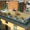 Aménagement d'une terrasse à Strasbourg