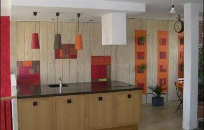 Une cuisine ouverte à Chalon sur Saône