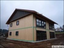 Des logements collectifs passifs ossature bois dans les Vosges