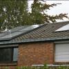 Chauffage et électricité solaires à Villeneuve d'Ascq