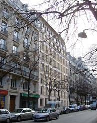 """A Paris, une immeuble du 15eme récompensé par le prix """"Habitat solaire, habitat d'aujourd'hui"""""""