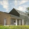 VELUX construit une maison modèle Positive à Verrières-Le-Buisson en Essone.
