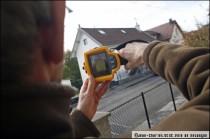 Des caméras thermiques pour mesurer l'étanchéité de son logement à Besançon
