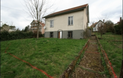 Une maison individuelle rénovée passive à Montbéliard