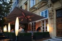Rénovation de commerce à Aix en Provence: La Brasserie la Madeleine fait peau neuve