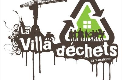 A Nantes, la première maison d'architecte construire à partir de déchets