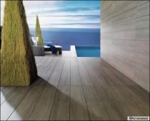 Parquet en céramique: chaleur du bois, résistance du carrelage