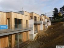 Des appartements ossature bois écologiques et économiques à Vandoeuvre-les-Nancy