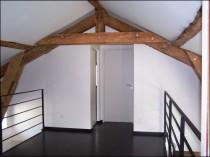 Une rénovation de dépendance en loft dans l'Isère