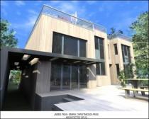 Une maison individuelle d'architecte à Reims