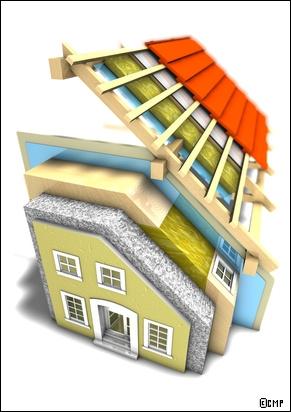 Maisons mieux isolées et moins gourmandes en énergie, une priorité à Rouen, Dieppe et Le Havre - Travaux.com