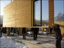 Une maison ossature bois BBC pour 100.000 euros à Sainte-Marie-aux-Mines