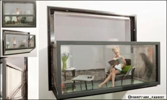 balcon transparent