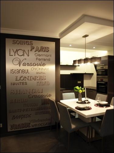 un appartement totalement r nov villeurbanne. Black Bedroom Furniture Sets. Home Design Ideas