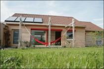 Budget limité pour une maison en bois basse consommation dans le canton de Marchaux