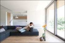 Une pompe à chaleur réversible air/air performante et silencieuse