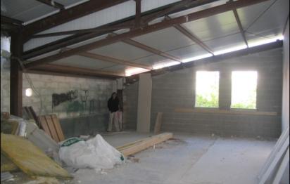 Aménagement d'un loft à Troyes