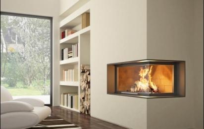 Des foyers de cheminées pour des cheminées sur mesure à Valence