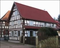 Rénover sa toiture en Alsace, avec des tuiles spéciales rénovation