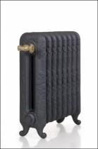Des radiateurs en fonte style Belle Epoque