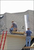 Travaux en copropriété: la réfection de toiture